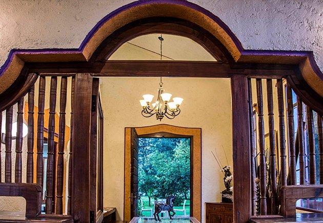 Ex haciendas en Puebla