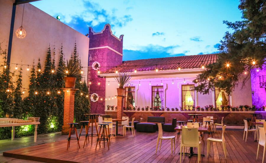 Banquetes en Puebla