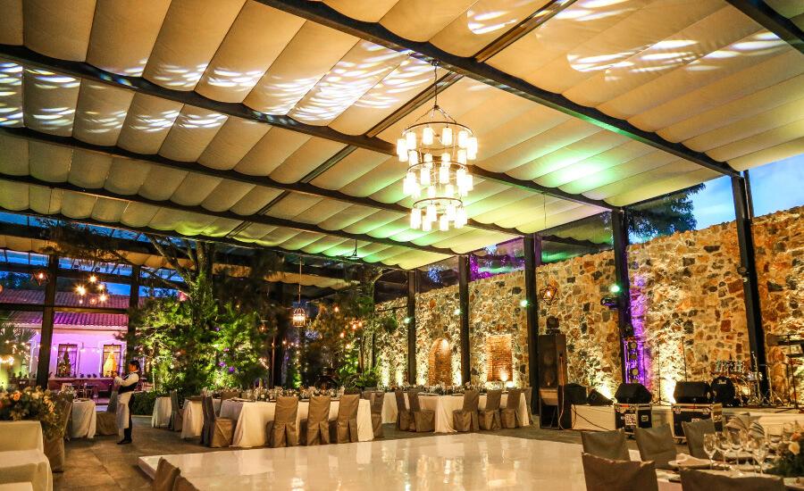 salones para fiestas en Puebla