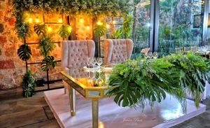 Jardines para bodas en Puebla
